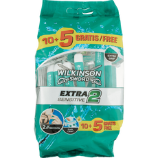 Wilkinson Extra 2 Sensitive Wegwerpmesjes