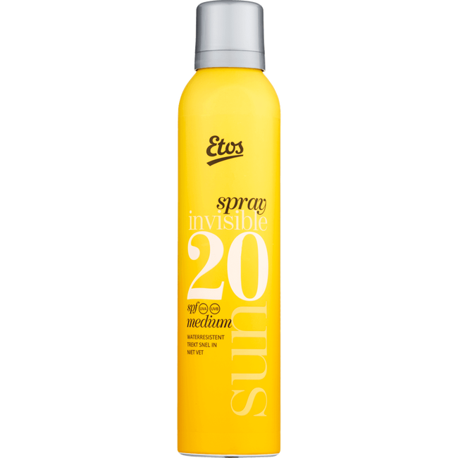 Etos Transparant & Protect Sun Spray SPF50