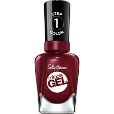 Sally Hansen Miracle Gel Nagellak - 480 Wine Stock