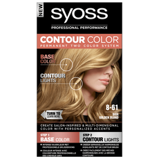 Syoss Contour Color 8-61 Diva Golden Brown