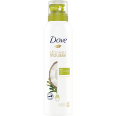 Dove Coconut Oil Shower & Shave Mousse