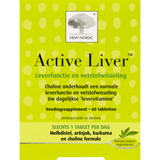 New Nordic Active Liver Tabletten