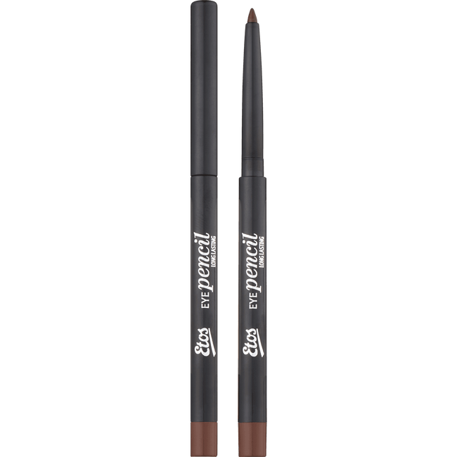 Etos Long Lasting Eye Pencil Brown