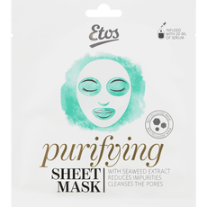 Etos Purifying Sheet Mask
