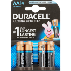 Duracell Ultra Power Duralock Batterij AA