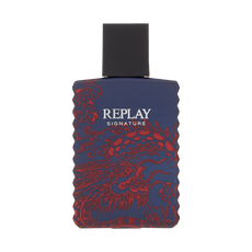 Replay Signature Red Dragon For Man Eau De Toilette