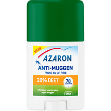 Azaron Anti-Muggen 20% DEET stick 50ml