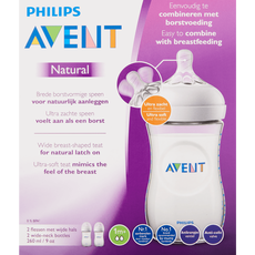 Philips Avent Natural Fles Duo 260 ML