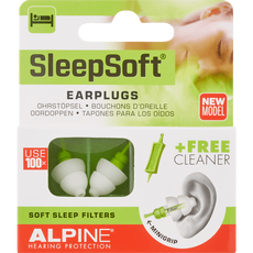 Alpine Sleep Soft Oordoppen