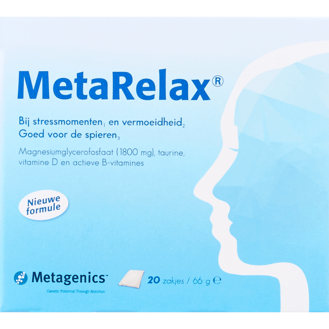 Metagenics Metarelax Zakjes