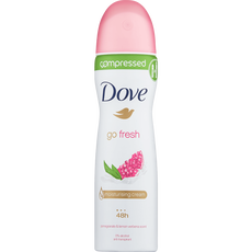 Dove Go Fresh Pomegranate Compressed Anti-Transpirant Spray