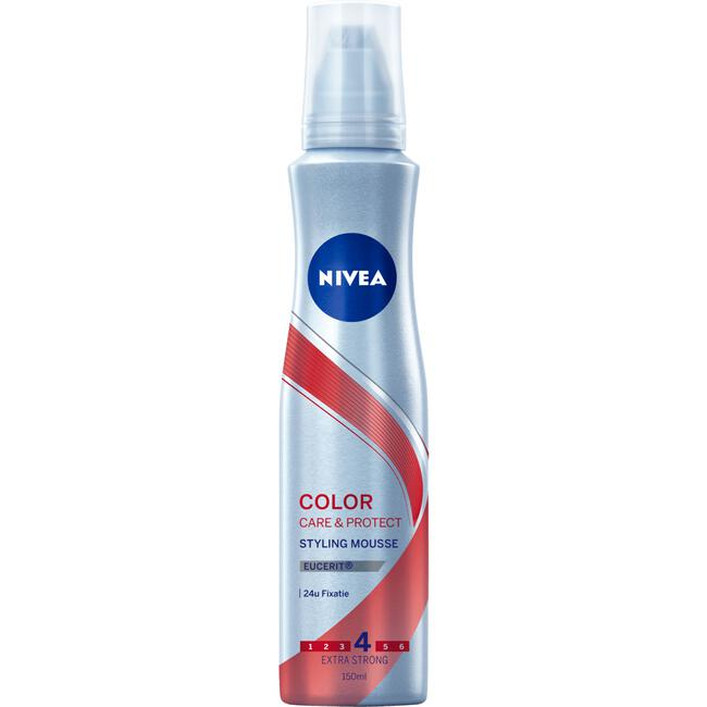 NIVEA Color Care & Protect Haarmousse 150 ML
