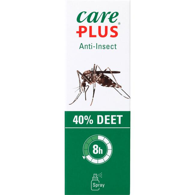 Care Plus Anti-Insect Deet Spray 40%
