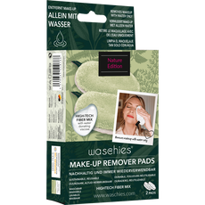 Waschies Make-Up Remover Pad Nature Edition 2-Pack