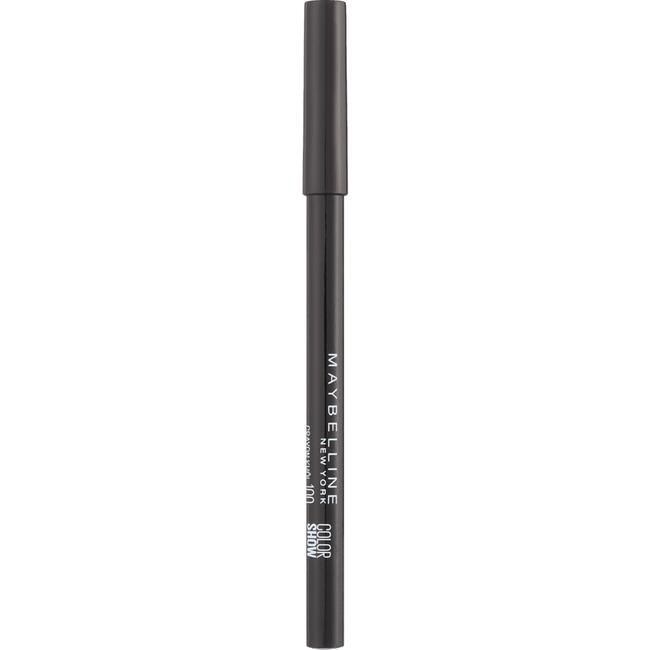 Maybelline Color Show Oogpotlood 100 Ultra Black