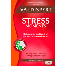 Valdispert Stress Moments 20 tabletten
