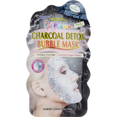 7th Heaven Charcoal Detox Bubbel Sheet Masker