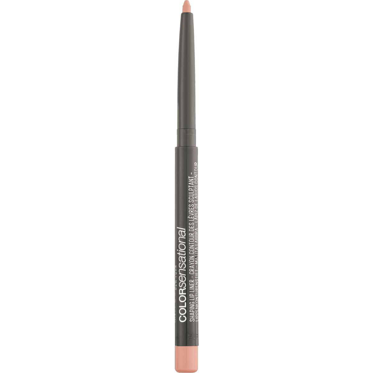 Maybelline CS SHAPING LIP LINER NU 10 Nude Whi Nude Whispe