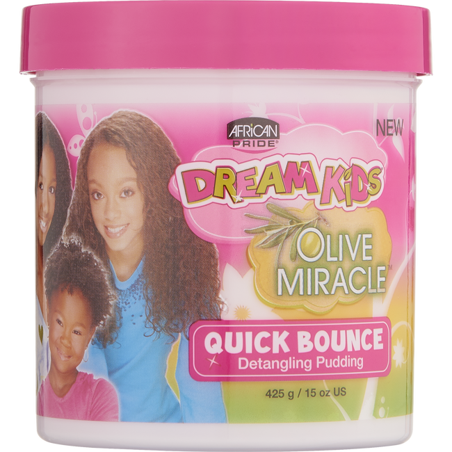 African Pride Dream Kids Quick Bounce Pudding