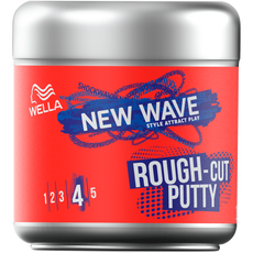 Wella New Wave Rough-Cut Putty