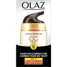 Olaz Total Effects 7in1 CC Cream SPF15 Licht/Medium 50 ml