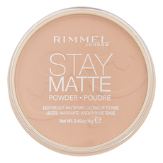 Rimmel London Stay Matte Pressed Powder- 08 Cashmere
