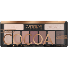 Catrice The Matte Cocoa Collection Eyeshadow Palette 010 Chocolate Lover
