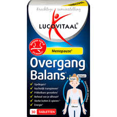 Lucovitaal Overgang Balans Capsules