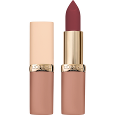L'Oréal Paris Make-Up Designer Color Riche Free The Nudes – 06 No Hesitation – Bruin - Nude Matte Lipstick