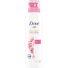 Dove Rose Oil Shower & Shave Mousse