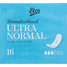 Etos Ultra Maandverband Normal