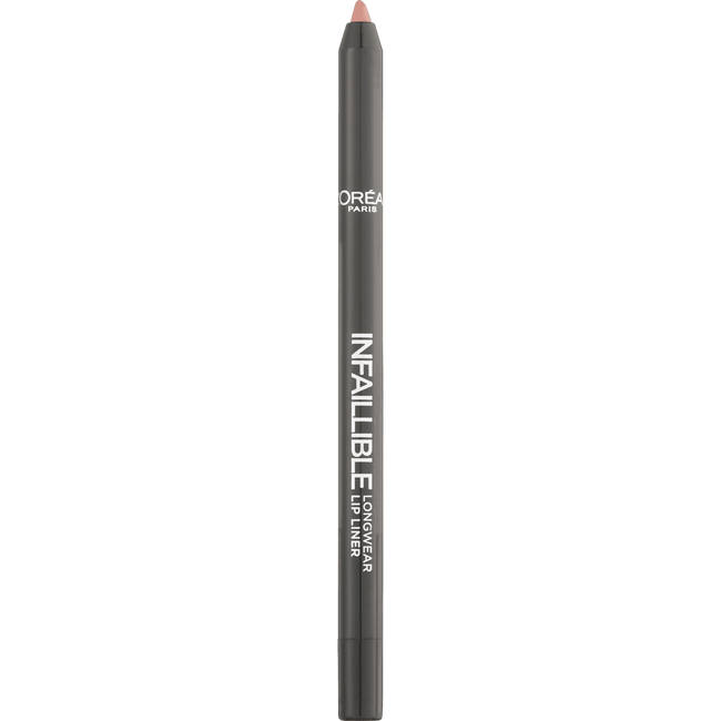L'Oréal Paris Make-Up Designer Infallible Longwear Lip Liner - 101 Gone With The Nude - Lippotlood