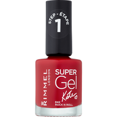 Rimmel London Super Gel Nailpolish - 042 Rock N Roll