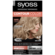 Syoss Contour Color 9-51 Ashy Blond Haarkleuring