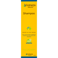 Grahams Natural Shampoo