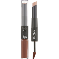 L'Oréal Paris Make-Up Designer Infallible 24H Langhoudende Lipstick - 117 Perpetual Brown