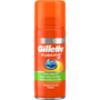 Gillette Fusion5 Ultra Sensitive Scheergel