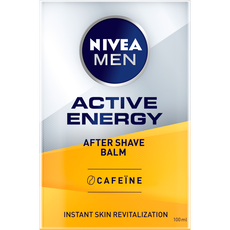 NIVEA MEN Active Energy 2-in-1 Aftershave Balsem 100 ML