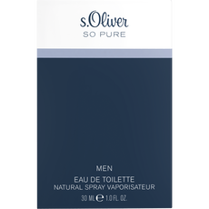 s. Oliver So Pure Men Eau De Toilette
