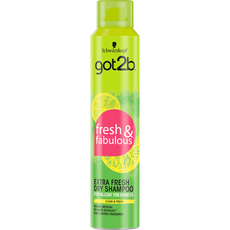 Got2B Fresh & Fabulous Extra Fresh Dry Shampoo