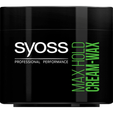 Syoss Max Hold Cream Wax