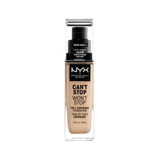 NYX Professional Makeup Can't Stop Won't Stop Foundation  Warm Vanilla CSWSF