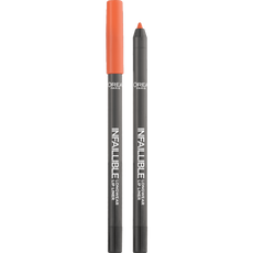 L'Oréal Paris Make-Up Designer Infallible Longwear Lip Liner - 203 Tangerine Vertigo - Lippotlood