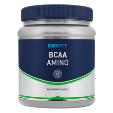 Body&Fit Bcaa Amino Fruit Punch 330G
