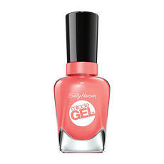 Sally Hansen Miracle Gel Nagellak 380 Malibu Peach 14.7 ML