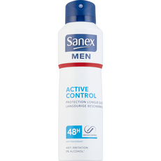 Sanex Men Spray Deodorant Active Control