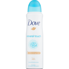 Dove Natural Touch Anti-Transpirant Spray