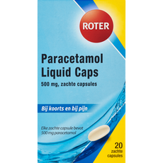 Roter Liquid Caps 500 mg