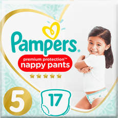 Pampers Premium Protection Pants Luierbroekjes 5