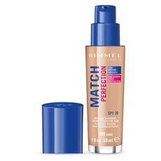 Rimmel London Match Perfection Foundation 300 Sand